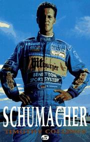 Cover of: Schumacher
