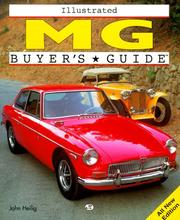 Cover of: Illustrated MG buyer's guide