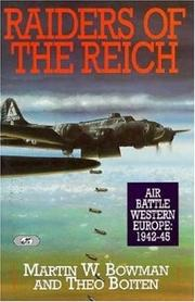 Cover of: Raiders of the Reich