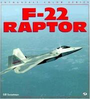 Cover of: F-22 Raptor | Bill Sweetman