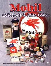Cover of: Mobil collector's & price guide