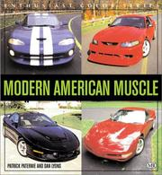Modern American Muscle (Enthusiast Color Series) by Patrick Paternie, Dan Lyons