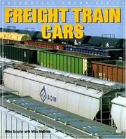Cover of: Freight Train Cars (Enthusiast Color) | Mike Schafer
