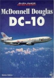 Cover of: McDonnell Douglas DC-10