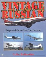 Cover of: Vintage Russian | Colin Ballantine