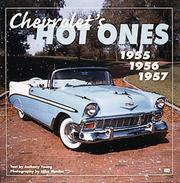 Chevrolet's Hot Ones by Anthony Young, Mike Mueller