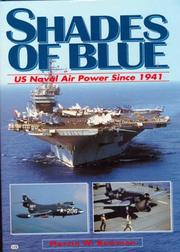 Cover of: Shades of blue