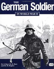 Cover of: The German soldier in World War II
