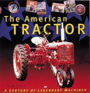 Cover of: American Tractor (Purple Book) | Patrick Ertel