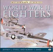Cover of: World War II fighters