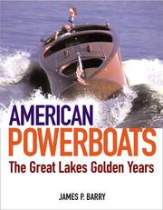 Cover of: American Powerboats