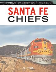 Cover of: Santa Fe Chiefs (Great Trains)