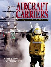 Cover of: Aircraft Carriers | Richard Jones