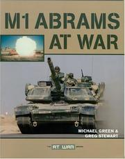 Cover of: M1 Abrams at war