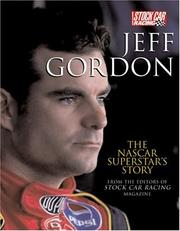 Cover of: Jeff Gordon | Larry Cothren