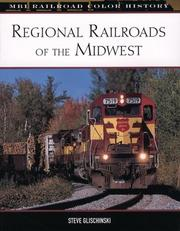Cover of: Regional Railroads of the Midwest (MBI Railroad Color History)