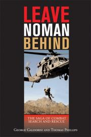 Cover of: Leave no man behind