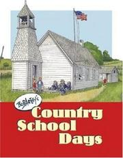 Cover of: Bob Artley's Country school days