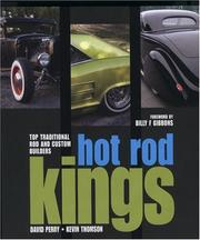 Cover of: Hot Rod Kings | Kevin Thomson
