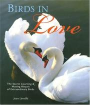 Cover of: Birds in Love | Jean Leveille