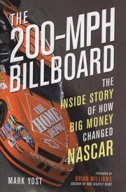 Cover of: The 200-MPH Billboard | Mark Yost