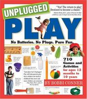 Cover of: Unplugged Play
