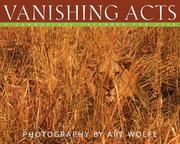 Cover of: Vanishing Acts Calendar 2008