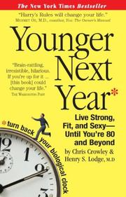 Cover of: Younger Next Year | Chris Crowley