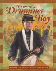 Cover of: Diary of a drummer boy