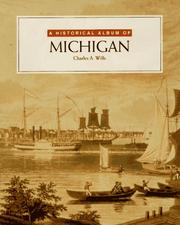 Cover of: A historical album of Michigan