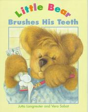 Cover of: Little Bear brushes his teeth