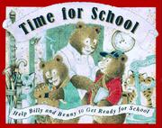 Cover of: Time for School