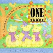 Cover of: One, two, three