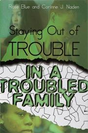 Cover of: Staying Out Of Trouble In A |
