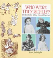 Cover of: Who were they really?
