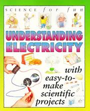 Cover of: Understanding electricity