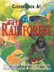 Cover of: The rainforest | Selina Wood