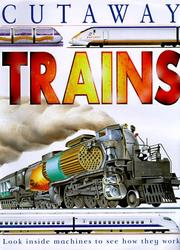 Cover of: Trains | Jon Richards