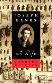 Cover of: Joseph Banks