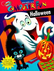 Cover of: Computer Fun Halloween (Click It)