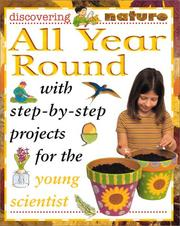 Cover of: All Year Round (Discovering Nature)