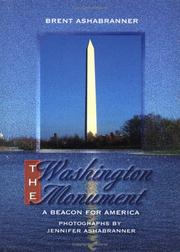 Cover of: The Washington Monument: a beacon for America