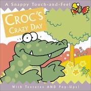 Cover of: Croc's crazy day