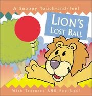 Cover of: Lion's lost ball