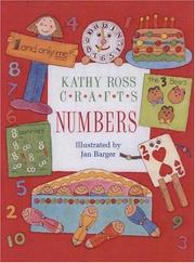 Cover of: Kathy Ross Crafts Numbers | Kathy Ross