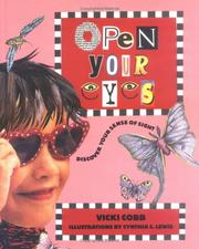 Cover of: Open Your Eyes