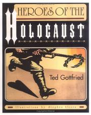Cover of: Heroes of the Holocaust | Ted Gottfried