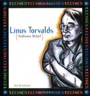 Cover of: Linus Torvalds: software rebel