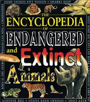 Cover of: encyclopedia of endangered and extinct animals | Bright, Michael.