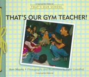 Cover of: That's our gym teacher!